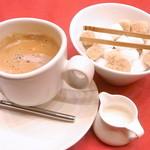 CAFE CUBE - コーヒーor紅茶もセット
