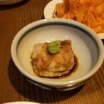 47755151 - 焼きゴマ豆腐