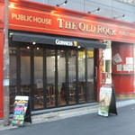 Public House THE OLD ROCK - お店の外観