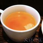 京洋食文吉 - スープ