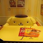 ポムポムプリンカフェ - 最高の席♪