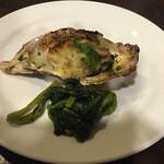 クチーナta・to - 牡蠣の香草パン粉焼き
