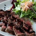 イタリアンレストラン&バー BARDI - 今日のお肉はこだわりの強いお肉屋さんから