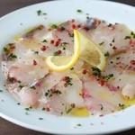 イタリアンレストラン&バー BARDI - 本日の鮮魚は魚にあった調理法で