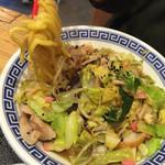 さくら通り三楠 - チャンポンは、野菜が命か!