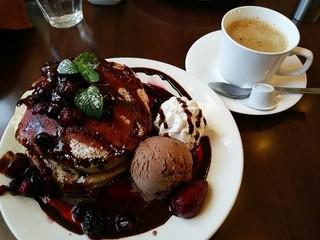 セルフィユ軽井沢カフェ