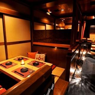 ◆隠れ家個室◆接待や会社飲み会に最適♪