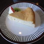 ココモkaffe - ベイクドチーズケーキ