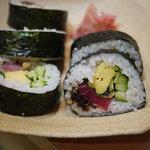 味菜芳文 - お寿司