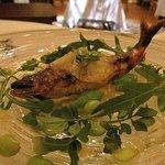 アロマフレスカ - 鮎の炭火焼きサラダ仕立て アロマフレスカ風