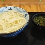 丸亀製麺 イオンモール高松店 - 釜揚げうどん中390円
