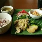 フリーダ - 料理写真:「日替わりフリーダランチ」1,200円