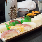 大房 - 料理写真:寿司