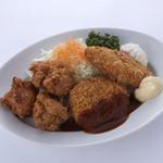 洋食&ビール 自由亭 - 料理写真:Aランチ 開店~14:00