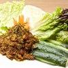 ソウルフード バンコク - 料理写真:新鮮な野菜とタイ風な味付けがたまらなくクセになります!