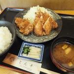 相模原 とん平 - とん平定食770円