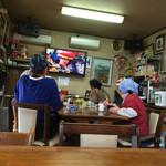 安田製麺所 - パートタイマーのお嬢様達と御一緒させていただきました。