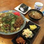 安田製麺所 - 食事の後にコーヒーのサービスありました。