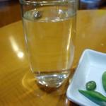 秀吉 - 日本酒ですが銘柄失念。