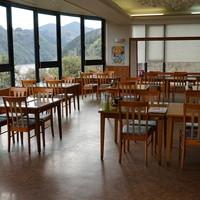 鹿野川荘レストラン-