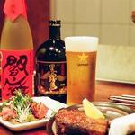 本格ジンギスカン寅々 - ドリンク写真:ビール、サワー、ハイボール、焼酎、日本酒、ワインを取りそろえています