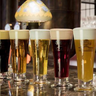自社輸入レア樽生ビール23種Sサイズ580円均一で新登場♪