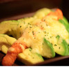 アボカド明太子チーズ焼き