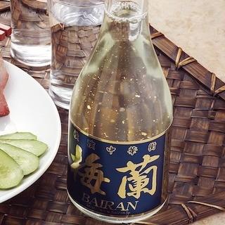 お料理に合わせて、是非中国酒をお楽しみ下さい♪