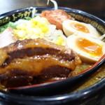 トラガス - 特製味噌ラーメン990円