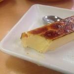 スシロー - 料理写真:カタラーナアイスブリュレ180円