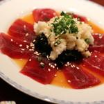 鮨処 銀座福助 - マグロのスタミナ