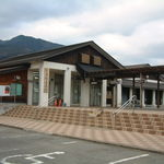 農村レストラン 関の里 - 早朝の道の駅