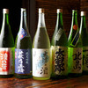 Ayura - ドリンク写真:地酒が豊富