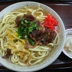 だるま食堂 - 沖縄そば:400円