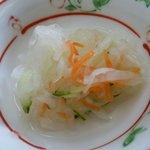 だるま食堂 - 酢の物の小鉢