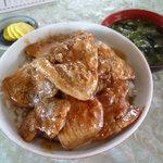 ミッキーハウス - 豚丼