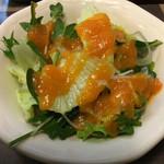 葉゚す多家 - 農園サラダ ¥150