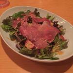 47791271 - 生ハムと有機野菜のサラダ