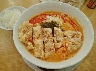 ごまる - 排骨担担麺 1080円