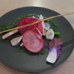 47792607 - 28年1月 ヤリイカと野菜のソテー