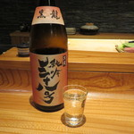 つわぶき - 日本酒4