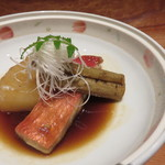 つわぶき - 金目鯛の煮付2