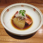 つわぶき - 金目鯛の煮付1