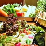 糸島創季房 月の樹 - 糸島野菜