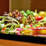 糸島創季房 月の樹 - 糸島野菜の菜園仕立て