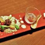 糸島創季房 月の樹 - 前菜