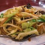 47797542 - 家宴 肉野菜炒め