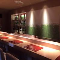 寿司 さ々木 - 1階カウンター