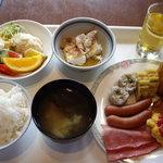 478270 - 朝食ブッフェの一例