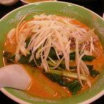 Tokikaisenhinabesaikan - 坦坦麺ランチ